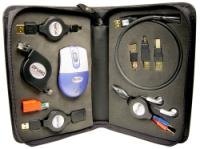 Deluxe USB 2.0 and Gigabit Retractable Road Warrior Kit